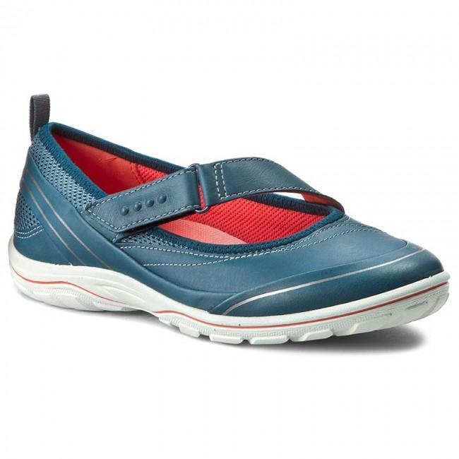 Shoes ECCO - Arizona 83652359547 Sea Port/Sea Port/Coral Blush