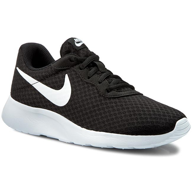 shoes nike tanjun 812655 011 blackwhite sneakers