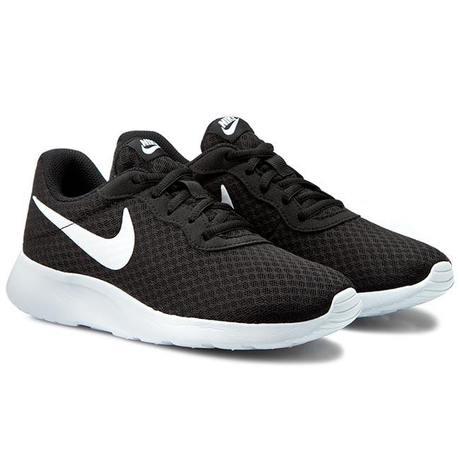 Black And White Nike Shoes Tanjun