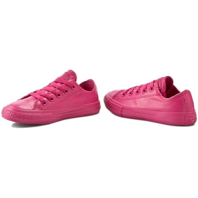 Sneakers CONVERSE Ctas Rubber Ox 651794C Cosmos Pink
