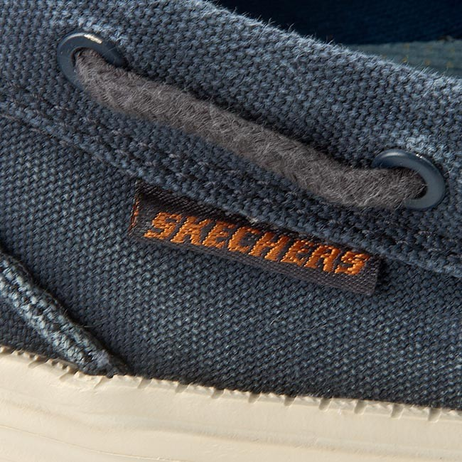 Shoes SKECHERS Melec 64644NVY Navy Casual Low shoes mrDRN