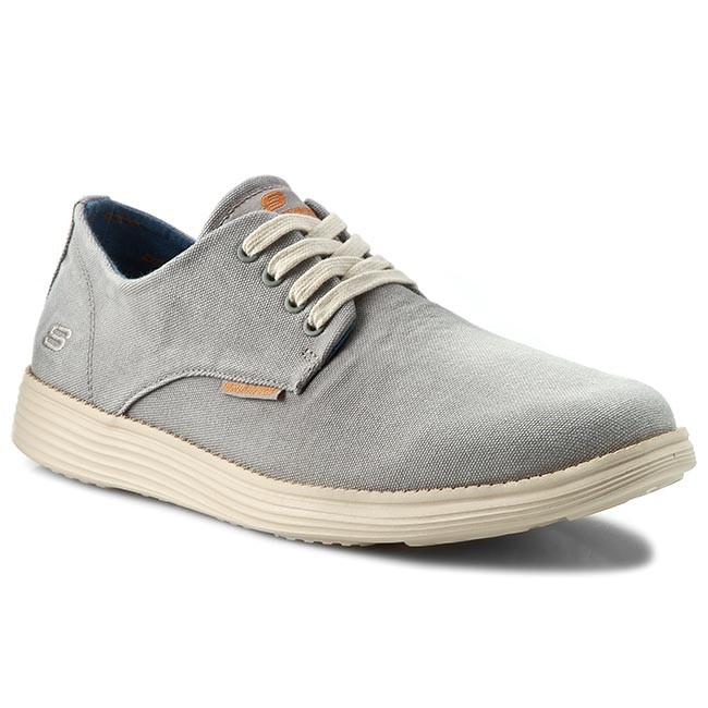 Shoes SKECHERS Borges 64629LTGY Light Gray