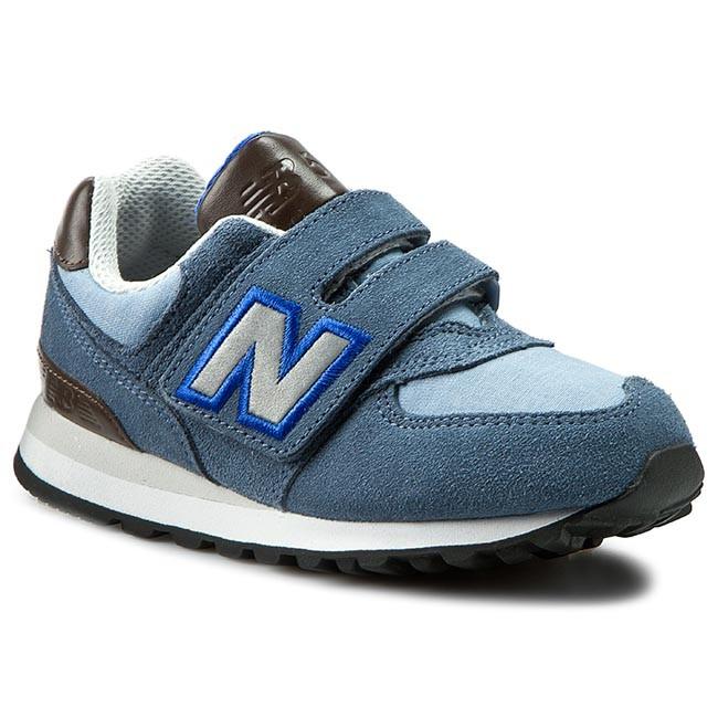 Sneakers NEW BALANCE - KV574U2Y Blue
