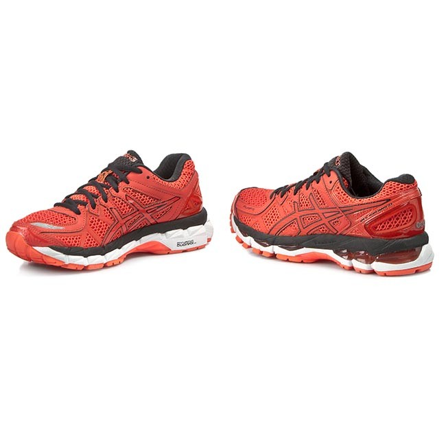 shoes asics gel kayano 21 lite show t4n5q coral black 2323 indoor running shoes sports. Black Bedroom Furniture Sets. Home Design Ideas