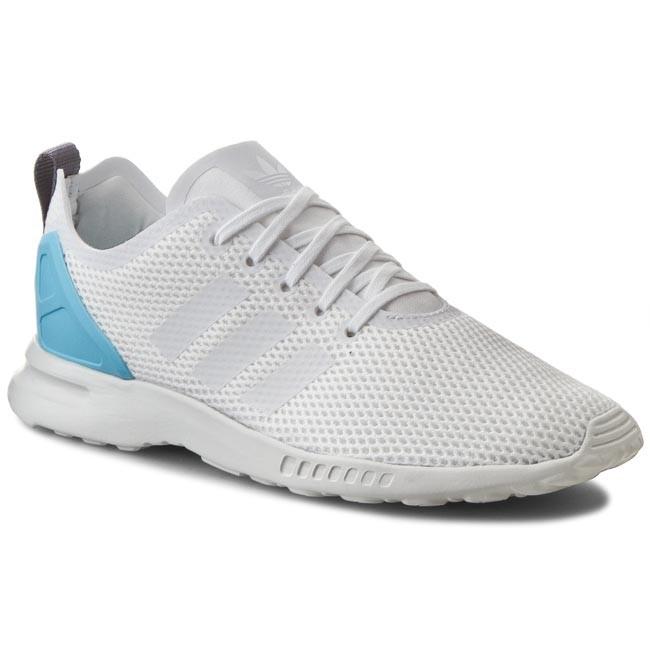 Shoes adidas Zx Flux Adv Smooth W S78965 CorewhiteCorewhite