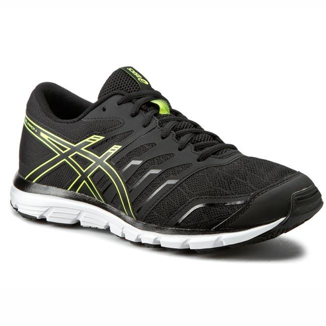 Shoes ASICS - Gel-Zaraca 4 T5K3N Black/Onyx/Flash Yellow