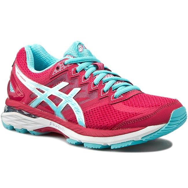 Shoes ASICS - Gt-2000 4 T656N Azalea/Turquoise/White 2140