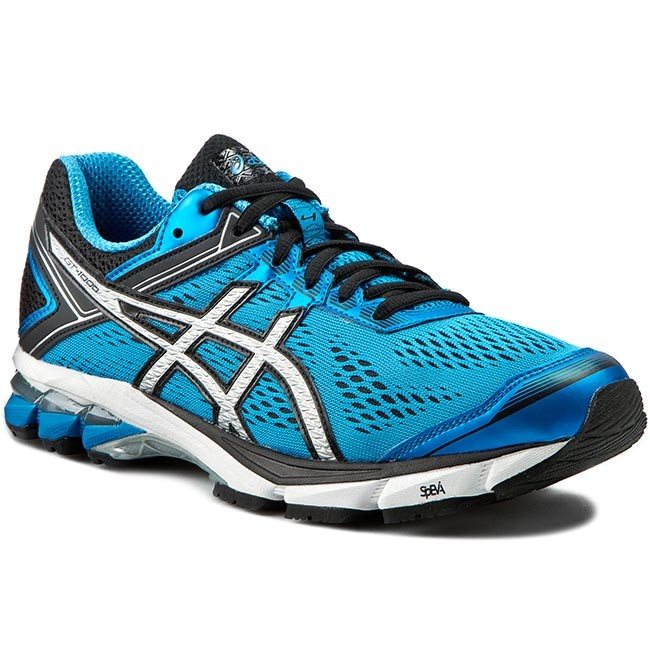 Shoes ASICS - GT-1000 4 T5A2N Methyl Blue/Silver/Black 4293