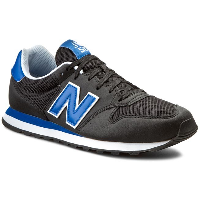 Sneakers NEW BALANCE Classics GM500LY Black