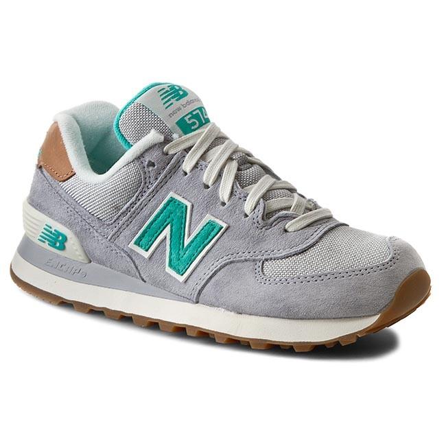 more photos 65b8d 7836d Sneakers NEW BALANCE - Classics WL574BCB Grey