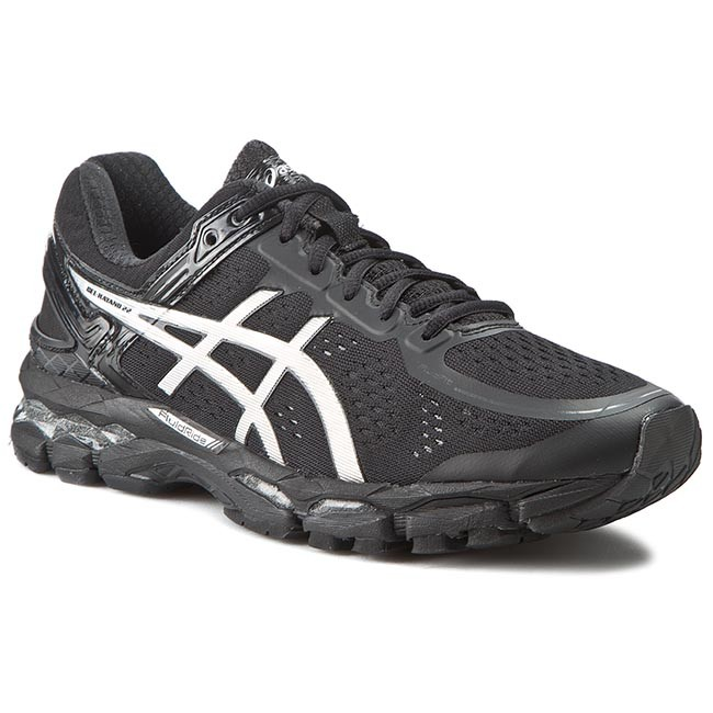 Shoes ASICS Gel Kayano 22 T547N OnyxSilverCharcoal 9993