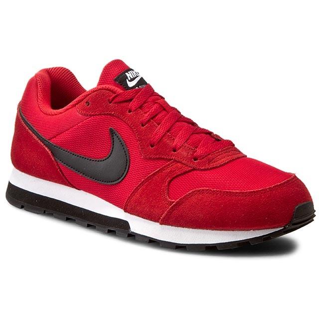 Zapatos NIKE Md Runner 2 749794 601 University RedBlackWhite
