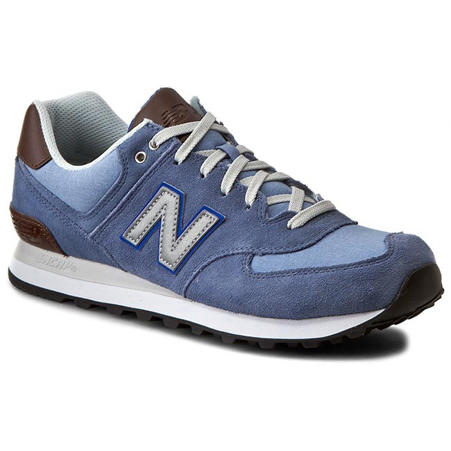 sale retailer 7af79 2c747 Sneakers NEW BALANCE - Classics ML574BCD Blue