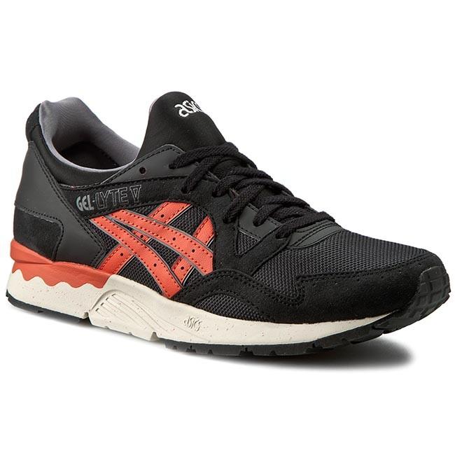 Shoes ASICS Gel Lyte V H6D2Y BlackChili 9024