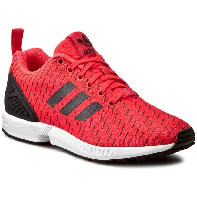 spotykać się najlepsza moda informacje o wersji na Shoes adidas - Zx Flux S75528 Shored/Cblack