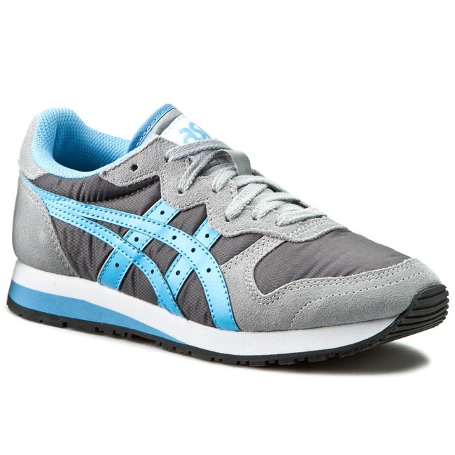 new product 27d61 c4482 Sneakers ASICS - TIGER Oc Runner HL517 Dark Grey/Light Blue