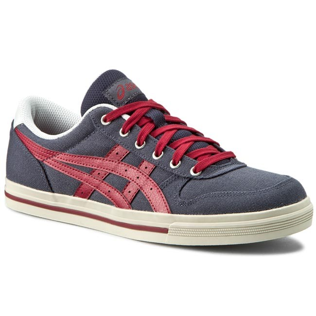 low cost a97c1 51963 Sneakers ASICS - ONITSUKA TIGER Aaron HN528 Indian Ink/Burgundy 5026