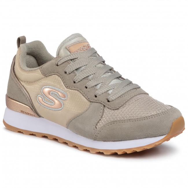 realce lapso Rendición  Sneakers SKECHERS - Golden Gurl 111/TPE Taupe - Sneakers - Low shoes -  Women's shoes | efootwear.eu