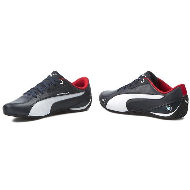 puma drift cat 5 bmw nm blue sneakers