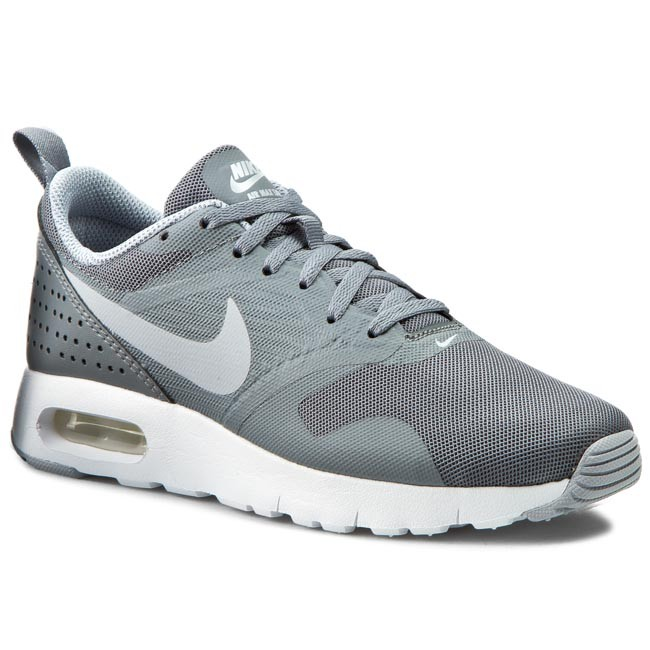 Shoes NIKE Air Max Tavas (Gs) 814443 002 Cool GreyWolf Grey White
