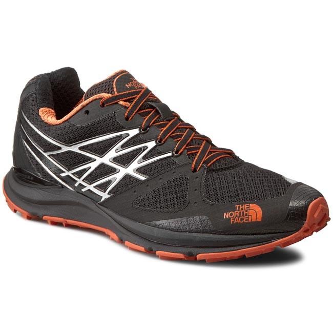 3bd9d076b Shoes THE NORTH FACE - Ultra Cardiac T0CCN6HFA-080 Tnf Black/Arabian Spice