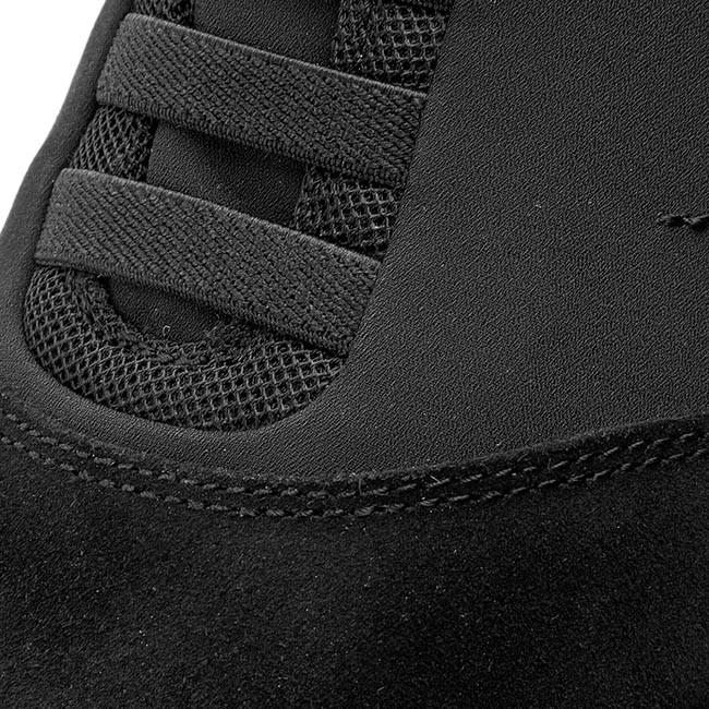 Shoes GEOX U Nebula B U52D7B 01122 C9999 Black