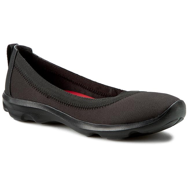 Shoes CROCS Busy Day Stretch Flat 203194 BlackBlack