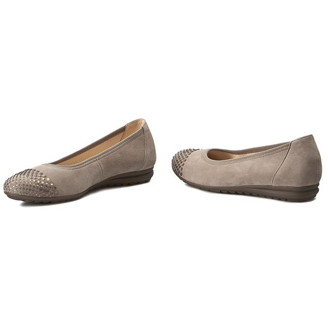 Shoes GABOR 42.623.42 Koala Flats Low shoes Women's