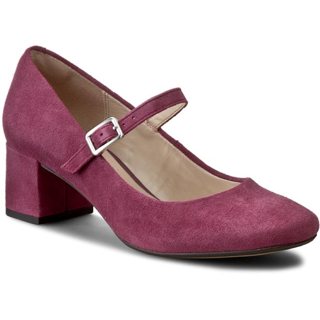 Shoes CLARKS - Chinaberry Pop 261202644