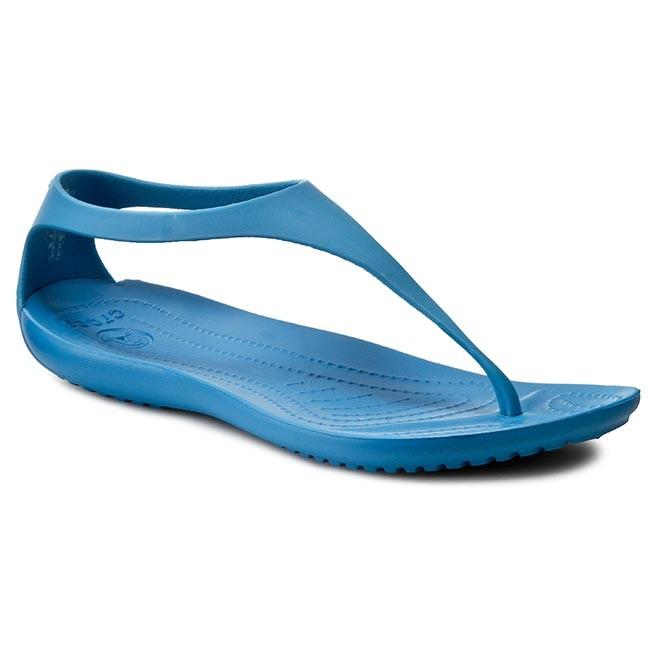 100% toppkvalitet bästa kvalitet fantastiska besparingar Slides CROCS - Sexi Flip Women 11354 Ultramarine - Casual sandals ...