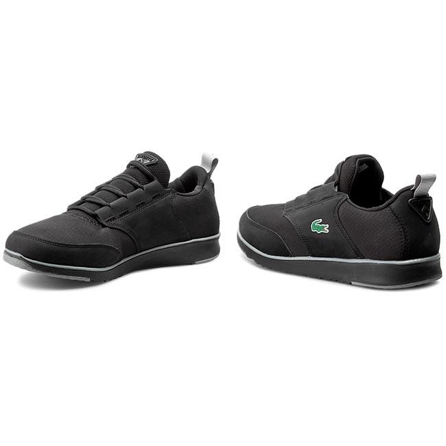 Sneakers Lacoste L Ight 116 1 Spm 7 31spm0024024 Blk Casual Low Shoes Men S Shoes Efootwear Eu