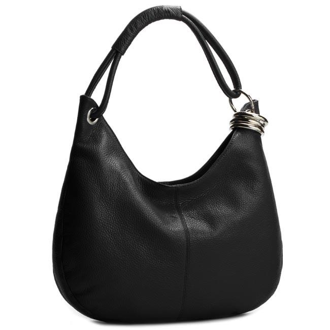 Handbag CREOLE - K10218 Czarny