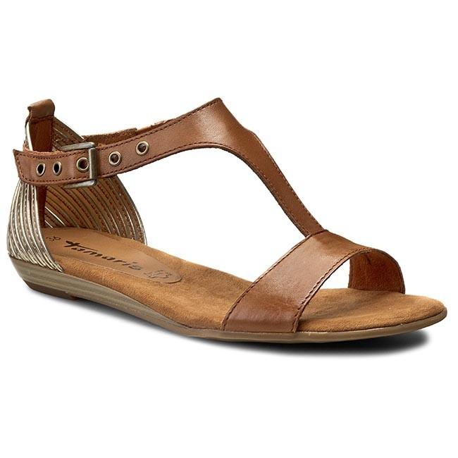 sandals tamaris 1 28170 36 camel lt gold 983 casual sandals sandals mules and sandals. Black Bedroom Furniture Sets. Home Design Ideas