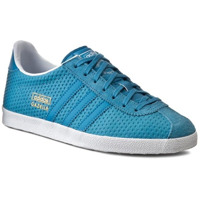 Facultad oficial Fatídico  Shoes adidas - Gazelle Og W S78880 Blanchsea/Blanchsea/Merbla/Merbla/Gricla  - Flats - Low shoes - Women's shoes | efootwear.eu