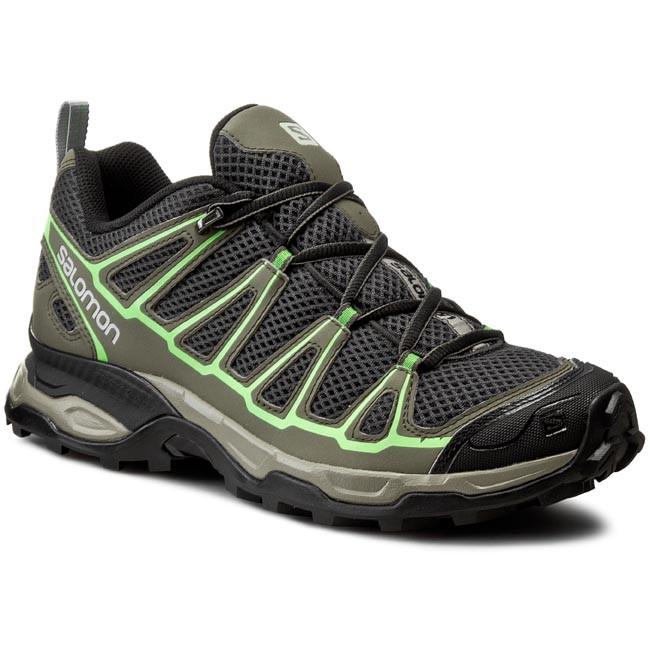 purchase cheap bf592 e836f Trekker Boots SALOMON - X Ultra Prime 379925 28 M0 Asphalt/Tempest/Tonic  Green