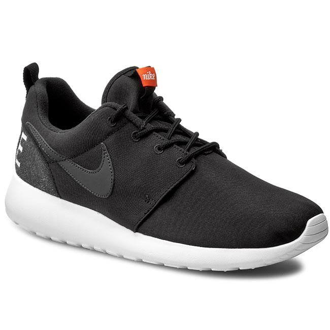 Nike Roshe One Retro Black Anthracite Sail Shoes