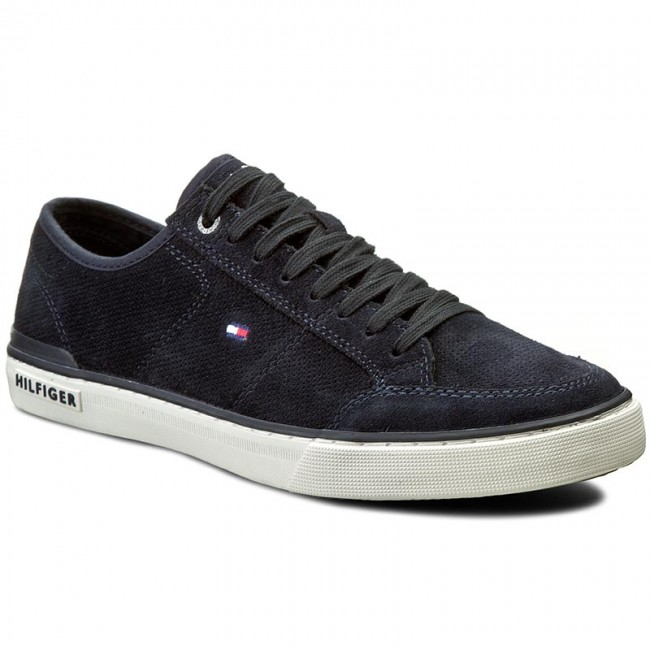 Sneakers TOMMY HILFIGER - Harrington 2B FM56821584 Midnight 403