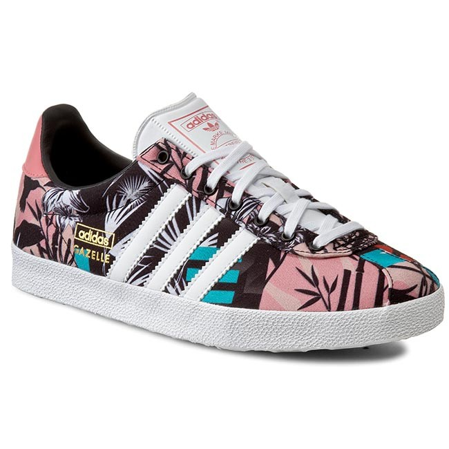 Shoes adidas Gazelle Og W S78881 FtwwhtFtwwhtPeapnk