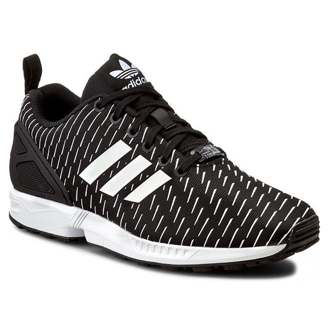detailed look exclusive deals low priced Shoes adidas - Zx Flux S75525 Cblack/Cblack/Ftwwht