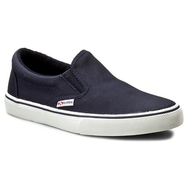 Plimsolls SUPERGA - 2311 Cotu S009N90 Navy 933 - Flats - Low shoes -  Women's shoes | efootwear.eu