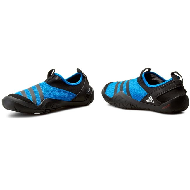 online store c004e fa09d Shoes adidas - Climacool Jawpaw Slip On AF6089 Blue