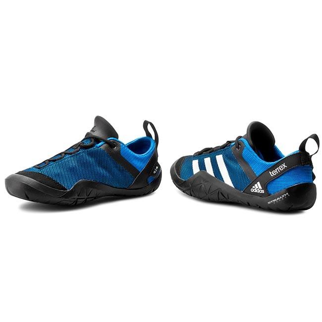Shoes Adidas Terrex Climacool Jawpaw La Af6085 Shoblu Ftwwht Cblack Water Shoes Swimming Men S Sport Efootwear Eu