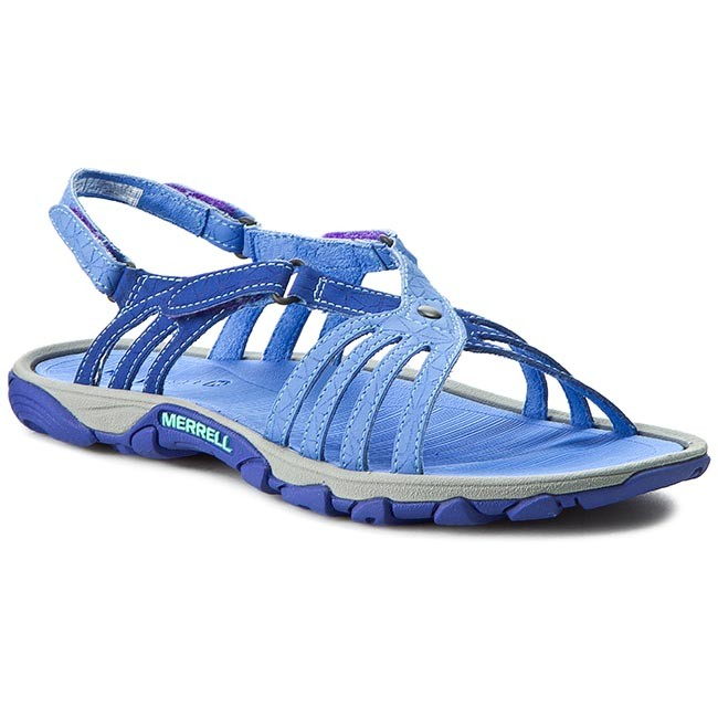Sandals MERRELL Enoki Link J35350 Light Blue Casual