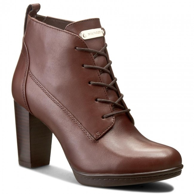 Boots TOMMY HILFIGER - Jakima 7A FW56821531 Coffebean 212