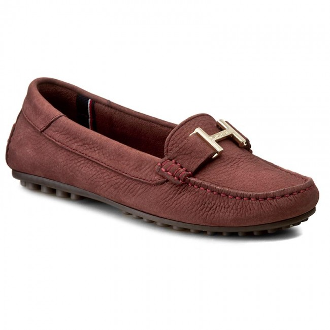 Moccasins TOMMY HILFIGER - Kendall 18N FW56821825 Decadent Chocolate 214