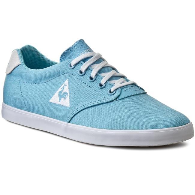 newest b849c 5ca63 Plimsolls LE COQ SPORTIF - Lamarina 1610653 Sky Blue - Flats - Low shoes -  Women s shoes - efootwear.eu