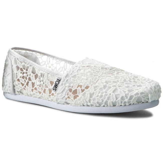 Shoes TOMS - Classic 10008033 White