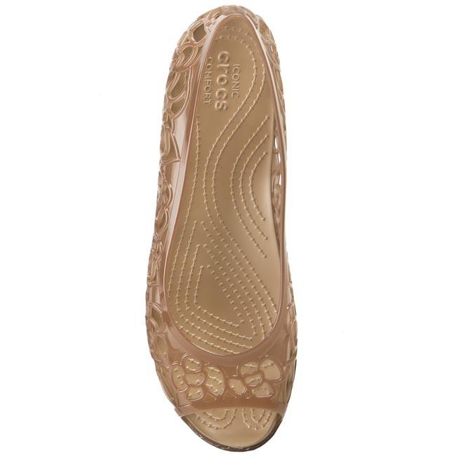 Flat Bronze Wedding Shoes