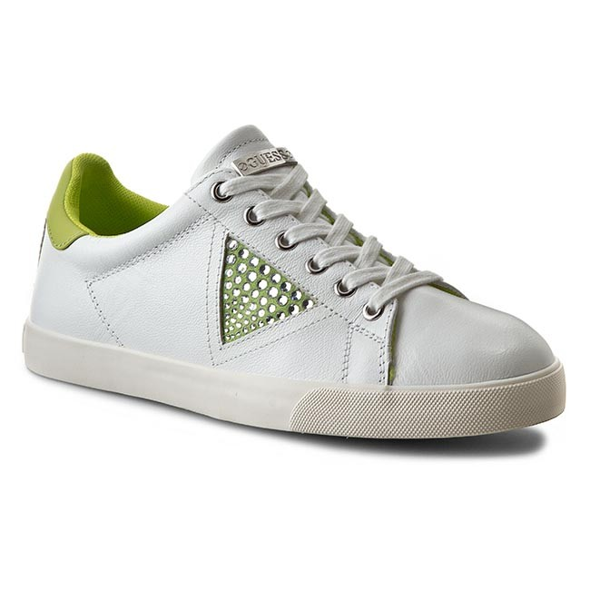 Shoes GUESS - Marline FLLIN1 LEA12 LIME