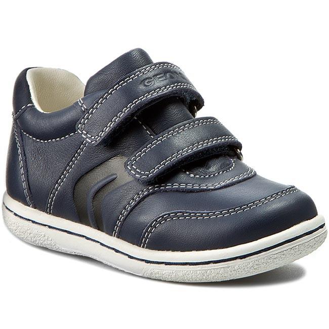 Shoes GEOX - B Flick B. A B6237A 00085 C4002 Morski